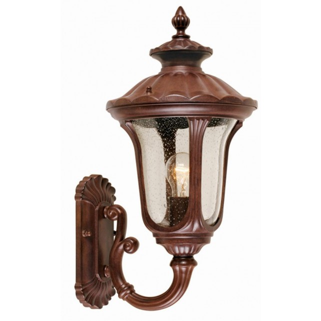 Elstead CC1/S Chicago Wall Up Lantern Small