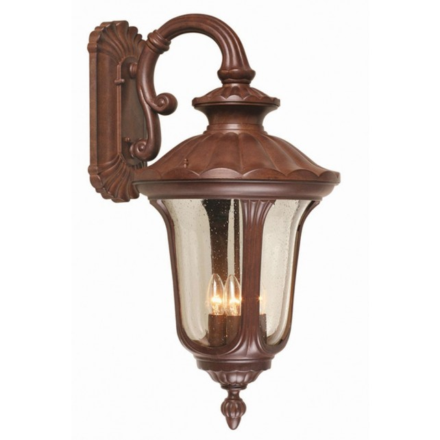 Elstead CC2/L Chicago Wall Down Lantern Large