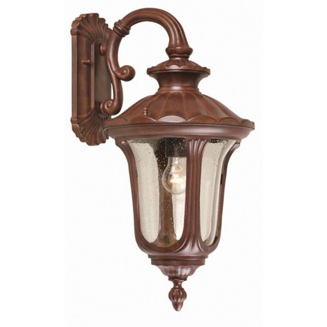 Elstead CC2/M Chicago Wall Down Lantern Medium