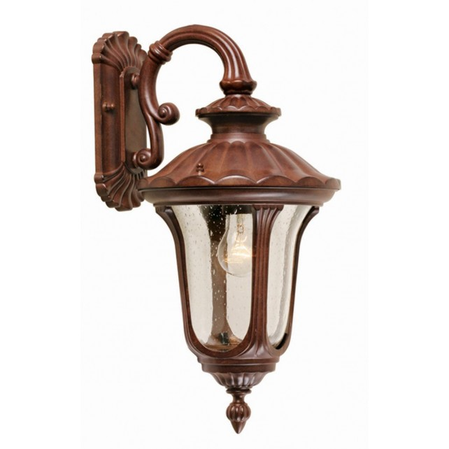 Elstead CC2/S Chicago Wall Down Lantern Small