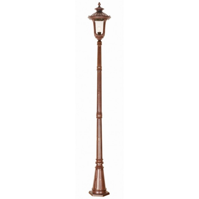 Elstead CC5/M Chicago Lamp Post Medium