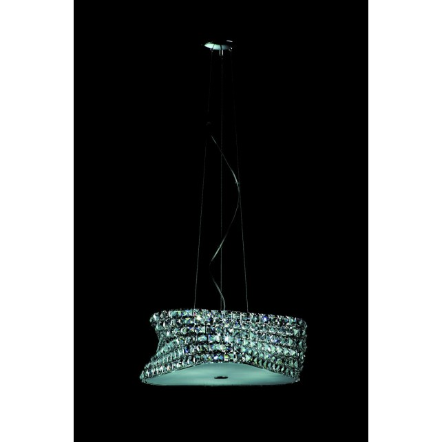 Impex Tia Pendant Light - 6 Light