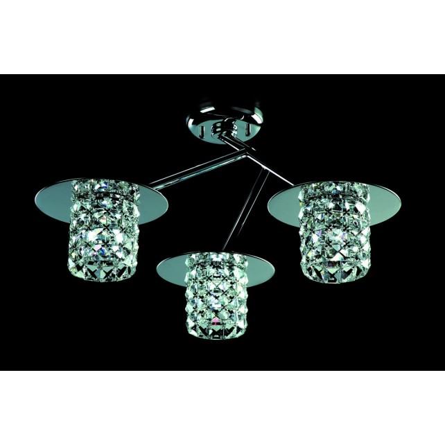 Impex Veta Ceiling Light - 3 Light