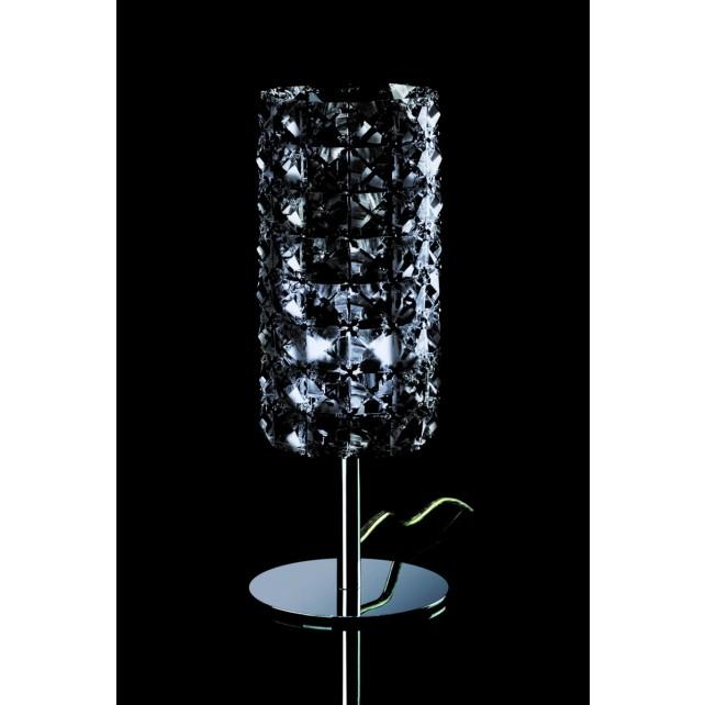 Impex Veta Table Lamp - 1 Light, Chrome