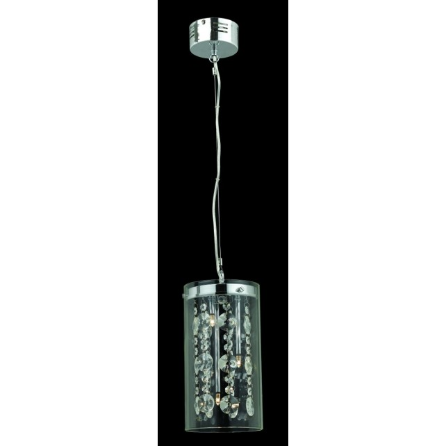 Impex Verona Pendant Light - 3 Light, Chrome