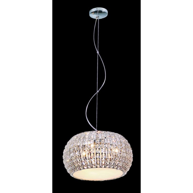 Impex Rome Pendant Light - 6 Light