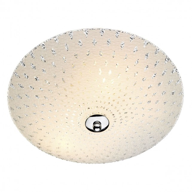 Clarence Flush Ceiling Light