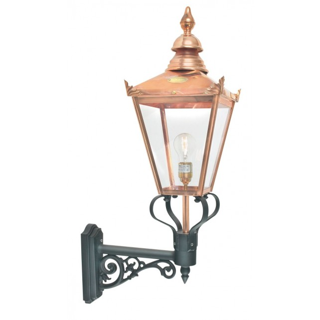 Norlys CS1 COPPER Chelsea Wall Light Copper