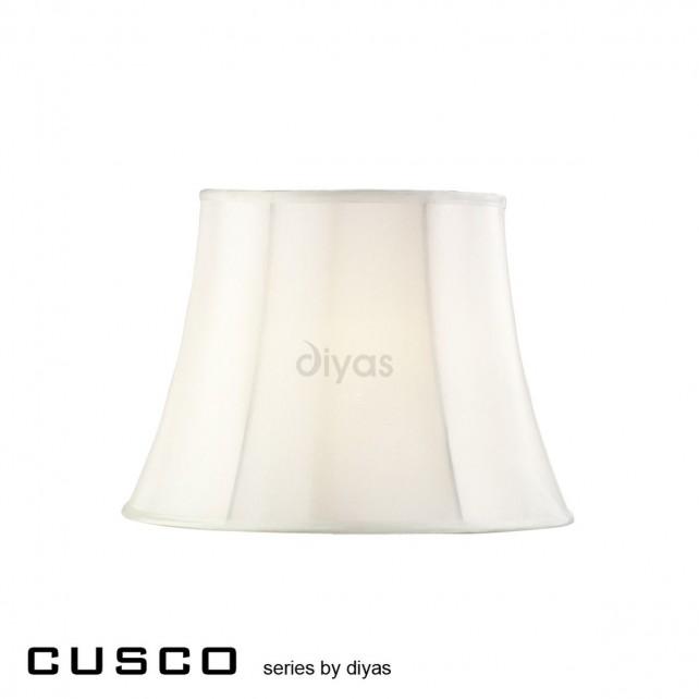 Diyas Cusco Small-Medium Hexagon Shade 1 Light Cream