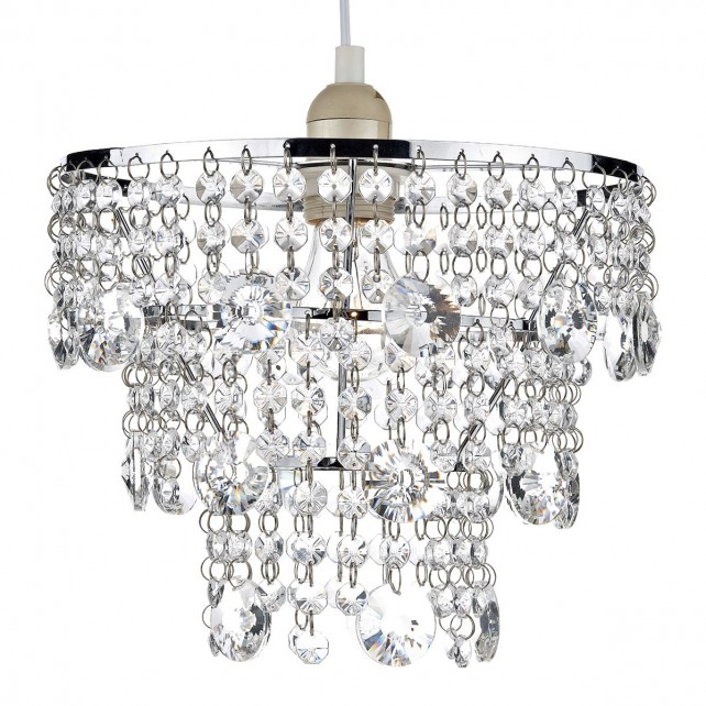 Cybil Non-Electrical Pendant - Polished Chrome