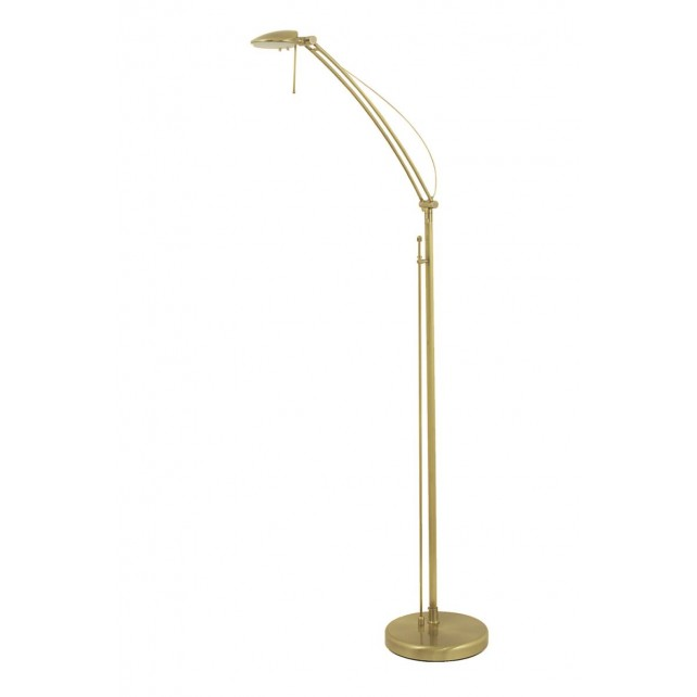 Oaks Lighting DELTA FL AB 12V/50W Halogen Floor Lamp