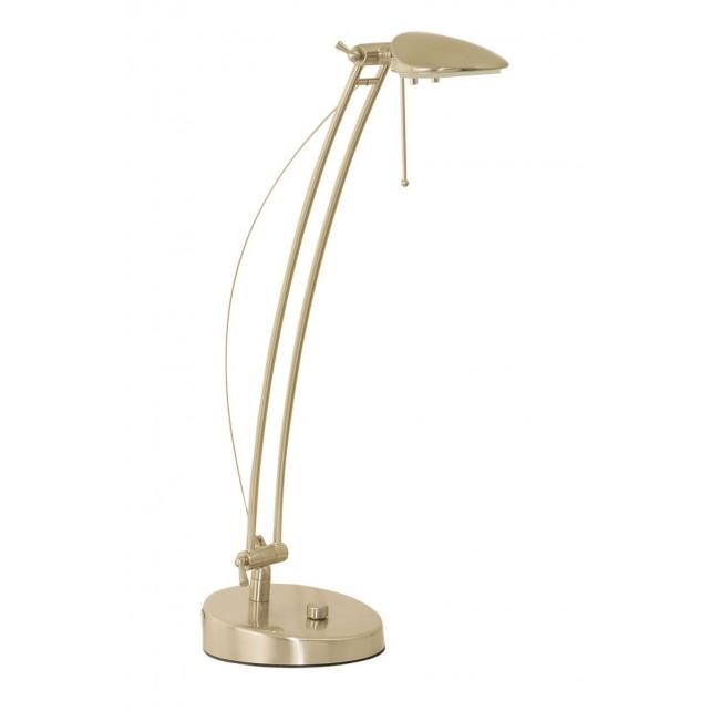 Oaks Lighting DELTA TL SC 12V/50W Halogen Table Lamp