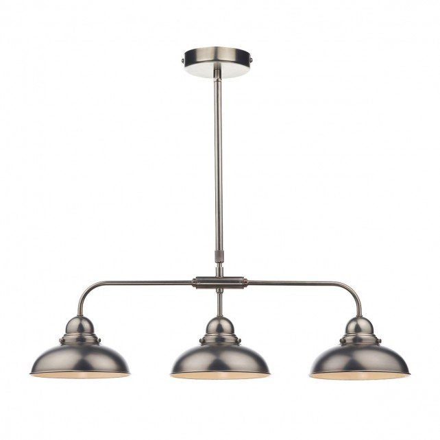 Dynamo 3 Light Bar Pendant Ant Chr