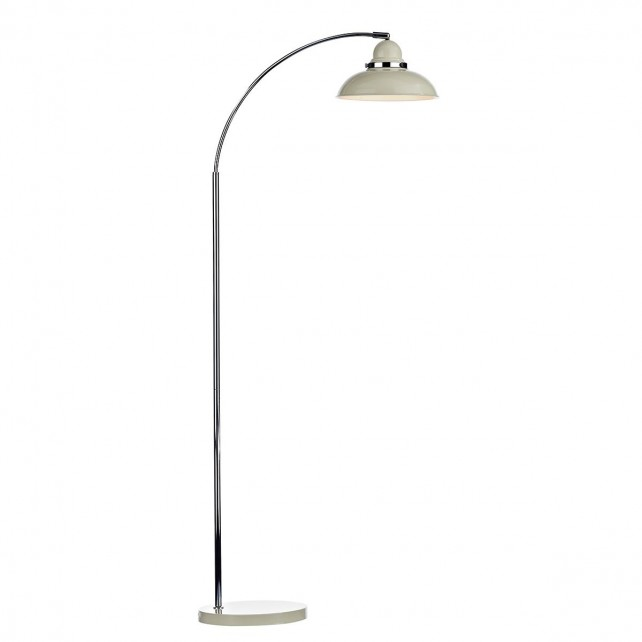 Dynamo Floor Lamp Cream