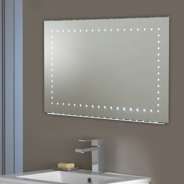 EL-KALAMOS illuminated Bathroom Mirror
