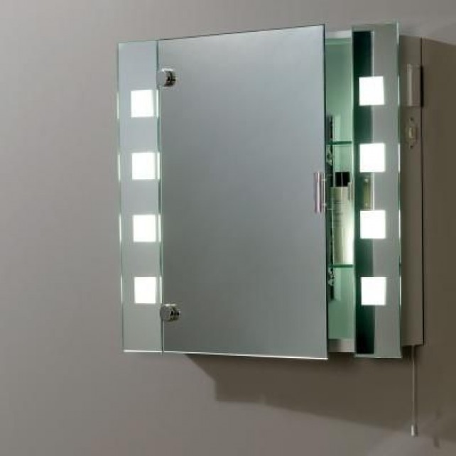 El-Milos Bathroom Mirror Cabinet