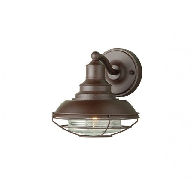 Elstead EUSTON Euston Wall Lantern