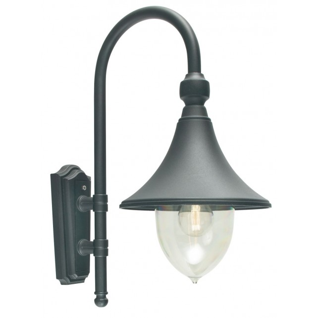 Norlys F2 BLACK Firenze Wall Light Black