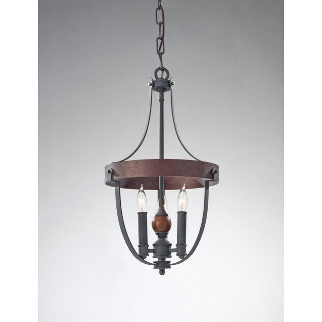Feiss FE/ALSTON3 Alston 3 - Light Chandelier