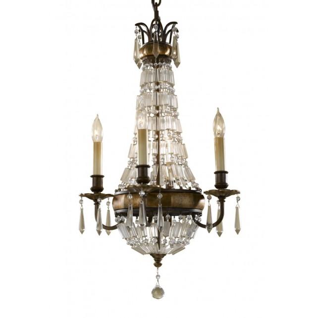 Feiss FE/BELLINI4 Bellini 4 - Light Chandelier