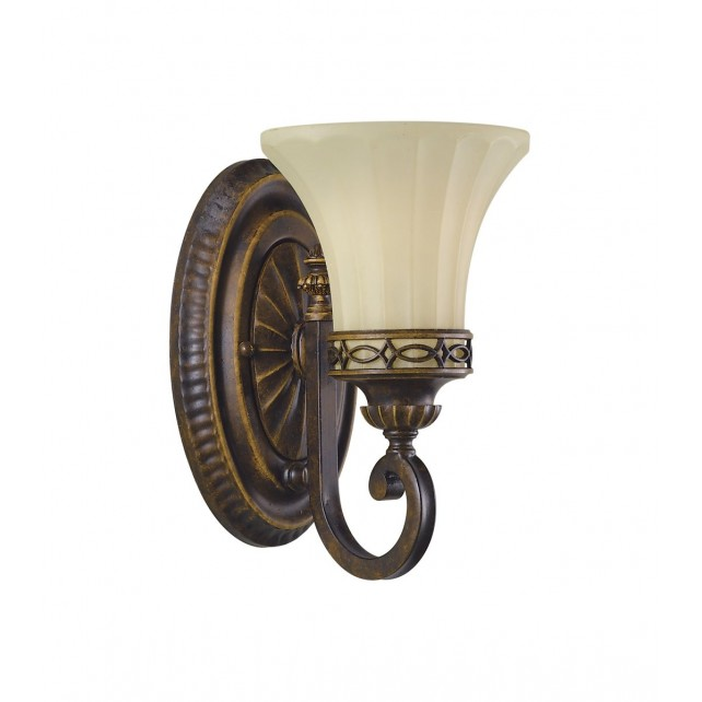 Feiss FE/DRAWING RM1 Drawing Room 1 - Light Wall Light