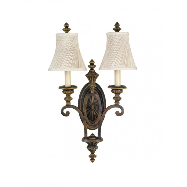 Feiss FE/DRAWING RM2 Drawing Room 2 - Light Wall Light
