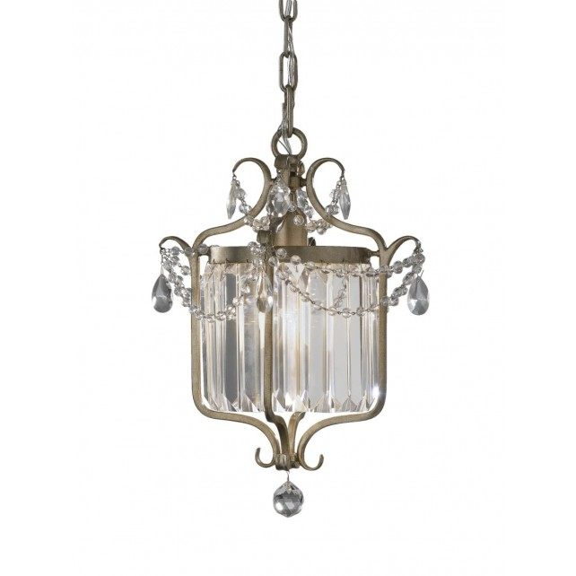 Feiss FE/GIANNA1C Gianna 1 - Light Pendant Light