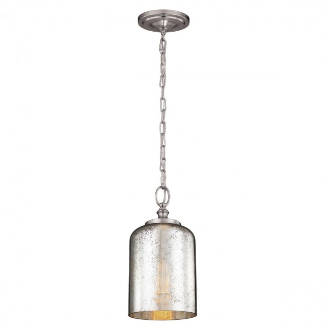 Feiss FE/HOUNSLOW/P BS Hounslow Mini Pendant