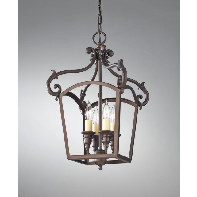 Feiss FE/LUMINARY/P/A Luminary 4 - Light Chandelier