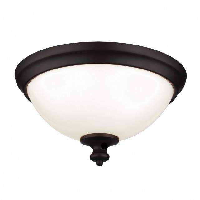 Feiss FE/PARKMAN/F OB Parkman Flush Mount