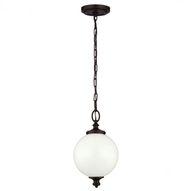 Feiss FE/PARKMAN/PS OB Parkman Small Pendant