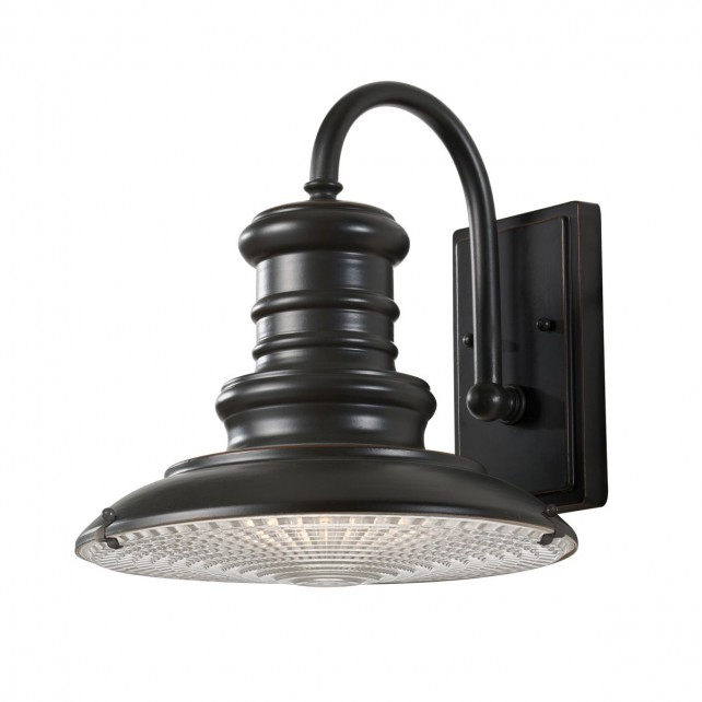 Feiss FE/REDDING2/M RB Redding Station Medium Wall Lantern