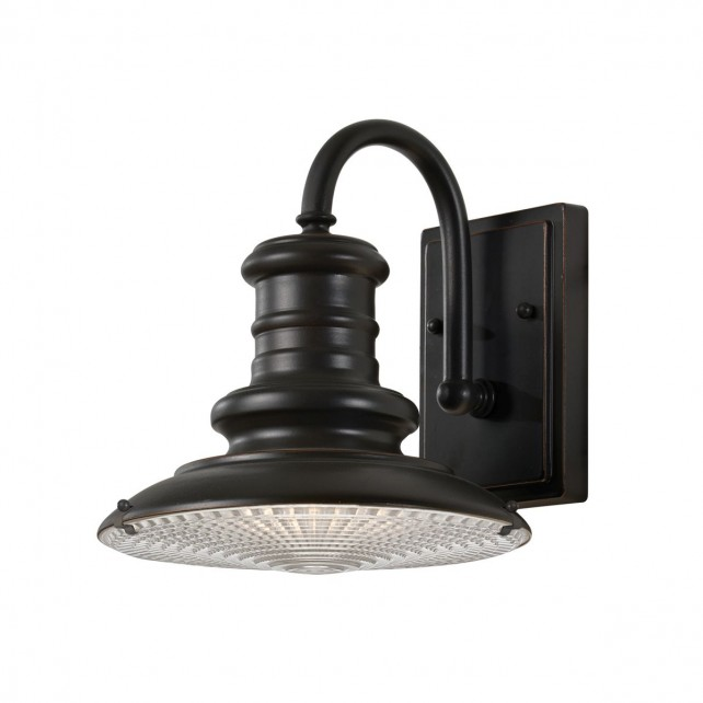 Feiss FE/REDDING2/S RB Redding Station Small Wall Lantern