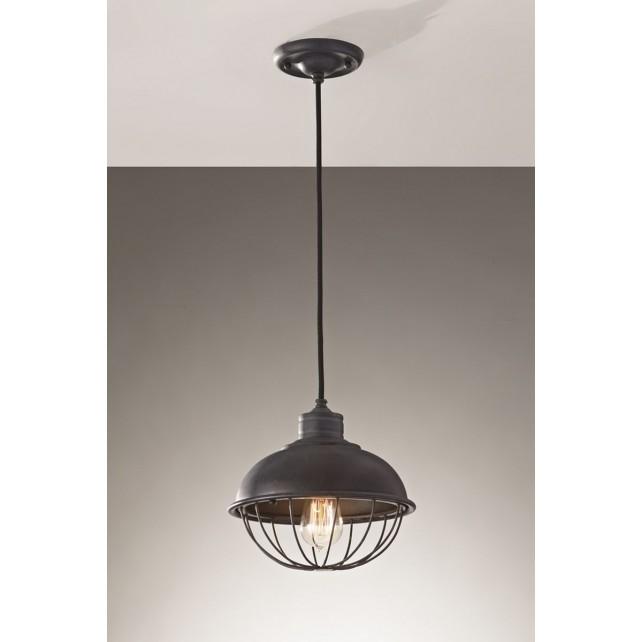 Feiss FE/URBANRWL/P/B Urban Renewal Pendant Light