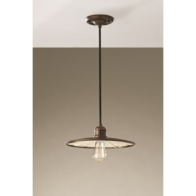 Feiss FE/URBANRWL/P/E Urban Renewal Pendant Light