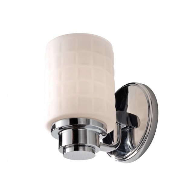 Feiss FE/WADSWTH1 BATH Wadsworth 1-Light Wall Light
