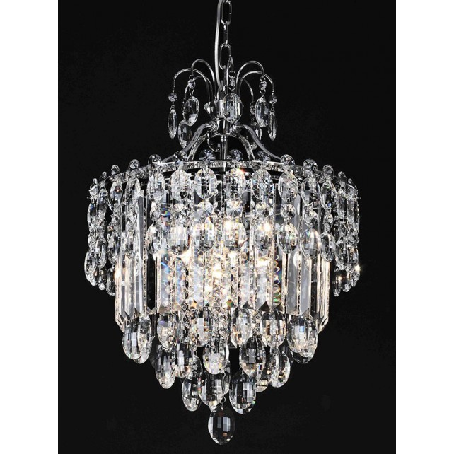 Franklite FL2319/9 Tzarina 9-Light Pendant