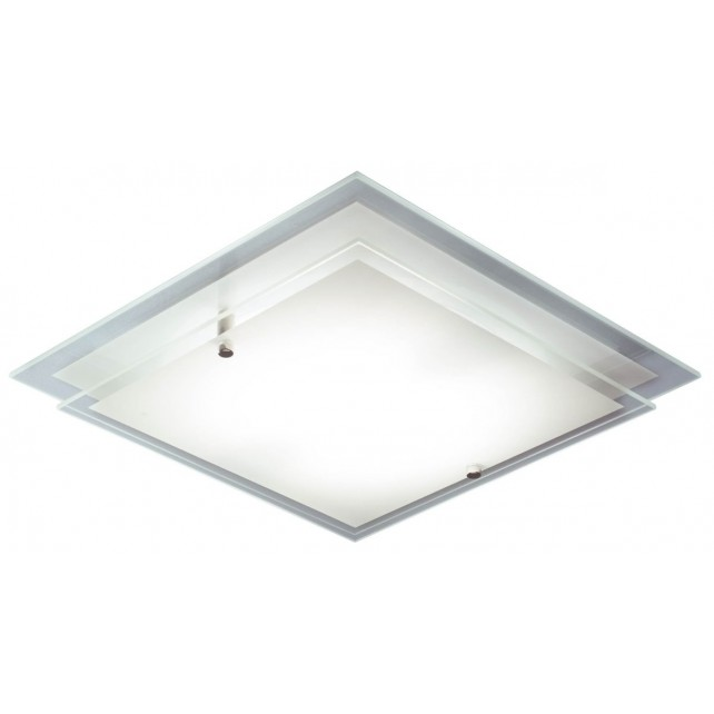 Frame Flush Ceiling Light