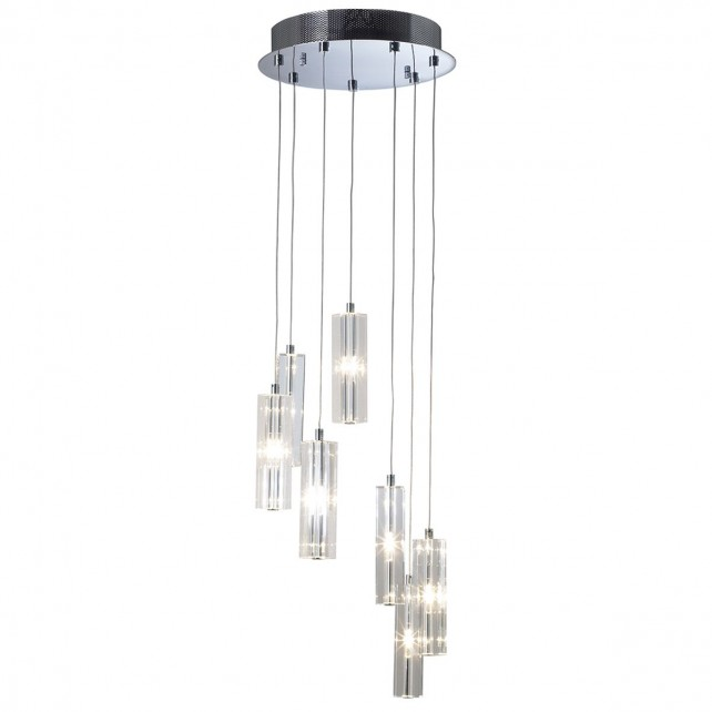 Galileo Pendant Light - 7 Light