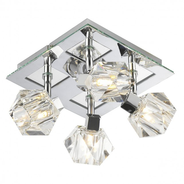 Geo Ceiling Light