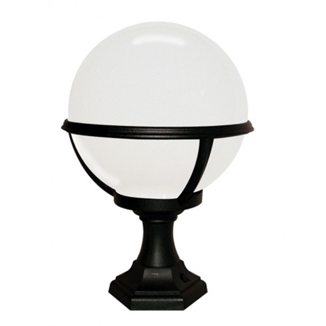 Elstead GLENBEIGH PED/PO Glenbeigh Pedestal Lantern/Porch Lantern