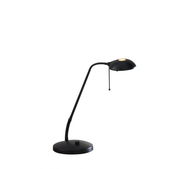 Halo Table Lamp - Black