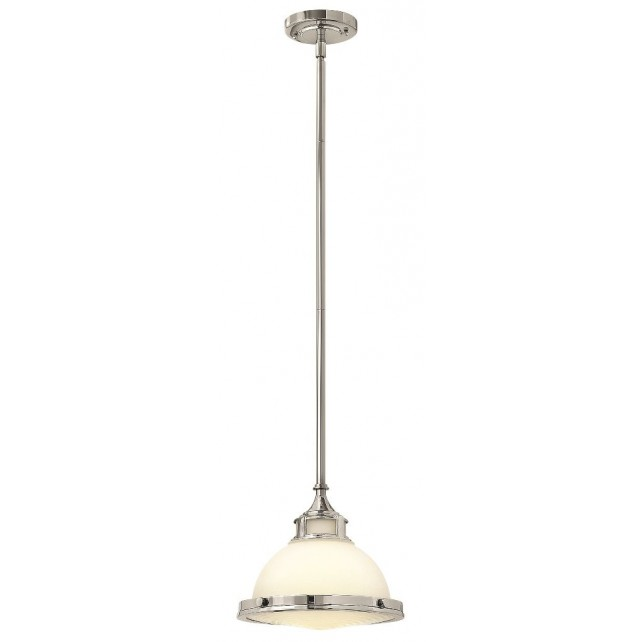 Hinkley Lighting HK/AMELIA/P/S CM Amelia 1 - Light Mini Pendant