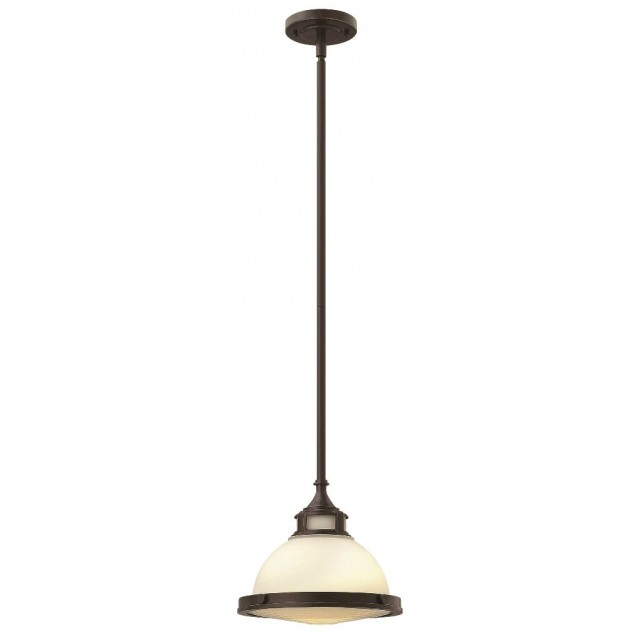 Hinkley Lighting HK/AMELIA/P/S KZ Amelia 1 - Light Mini Pendant