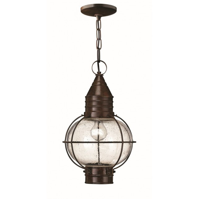 Hinkley Lighting HK/CAPECOD CHAIN Capecod 1 - Light Chain Lantern