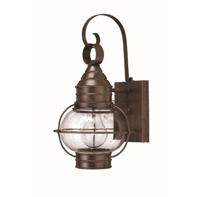 Hinkley Lighting HK/CAPECOD S Capecod 1 - Light Small Wall Lantern