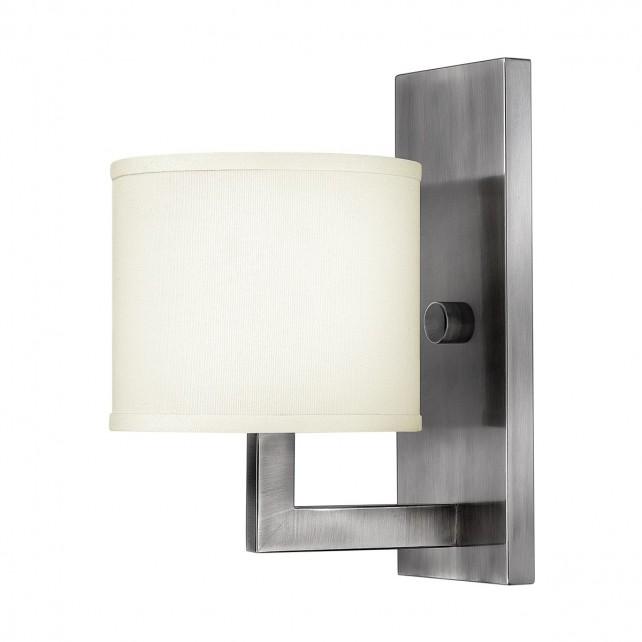 Hinkley HK/HAMPTON1 Hampton 1-Light Wall Light