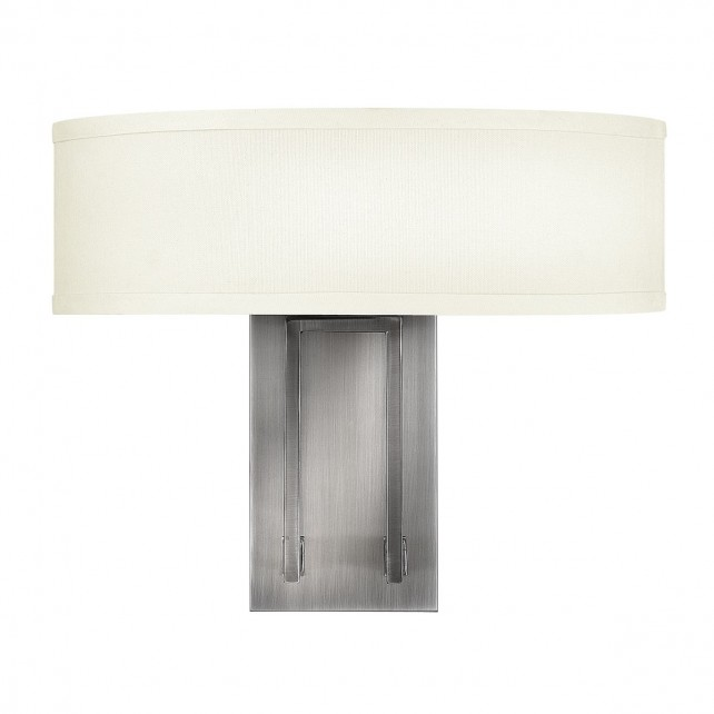 Hinkley HK/HAMPTON2 Hampton 2-Light Wall Light