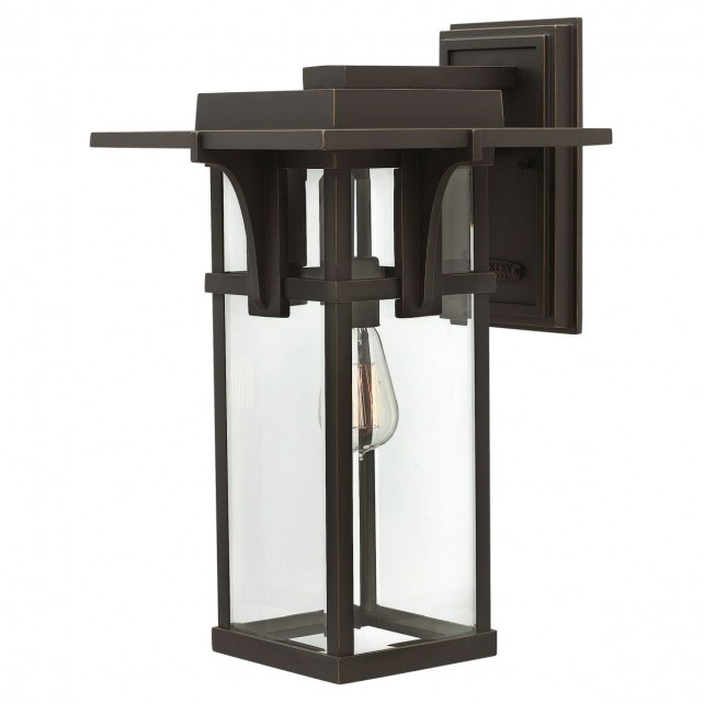 Hinkley HK/MANHATTAN2/L Manhattan Large Wall Lantern