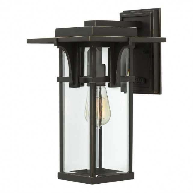 Hinkley HK/MANHATTAN2/M Manhattan Medium Wall Lantern